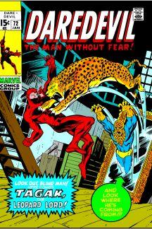 Daredevil (1964) #72