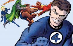 Archrivals: Doctor Doom vs. Mr. Fantastic