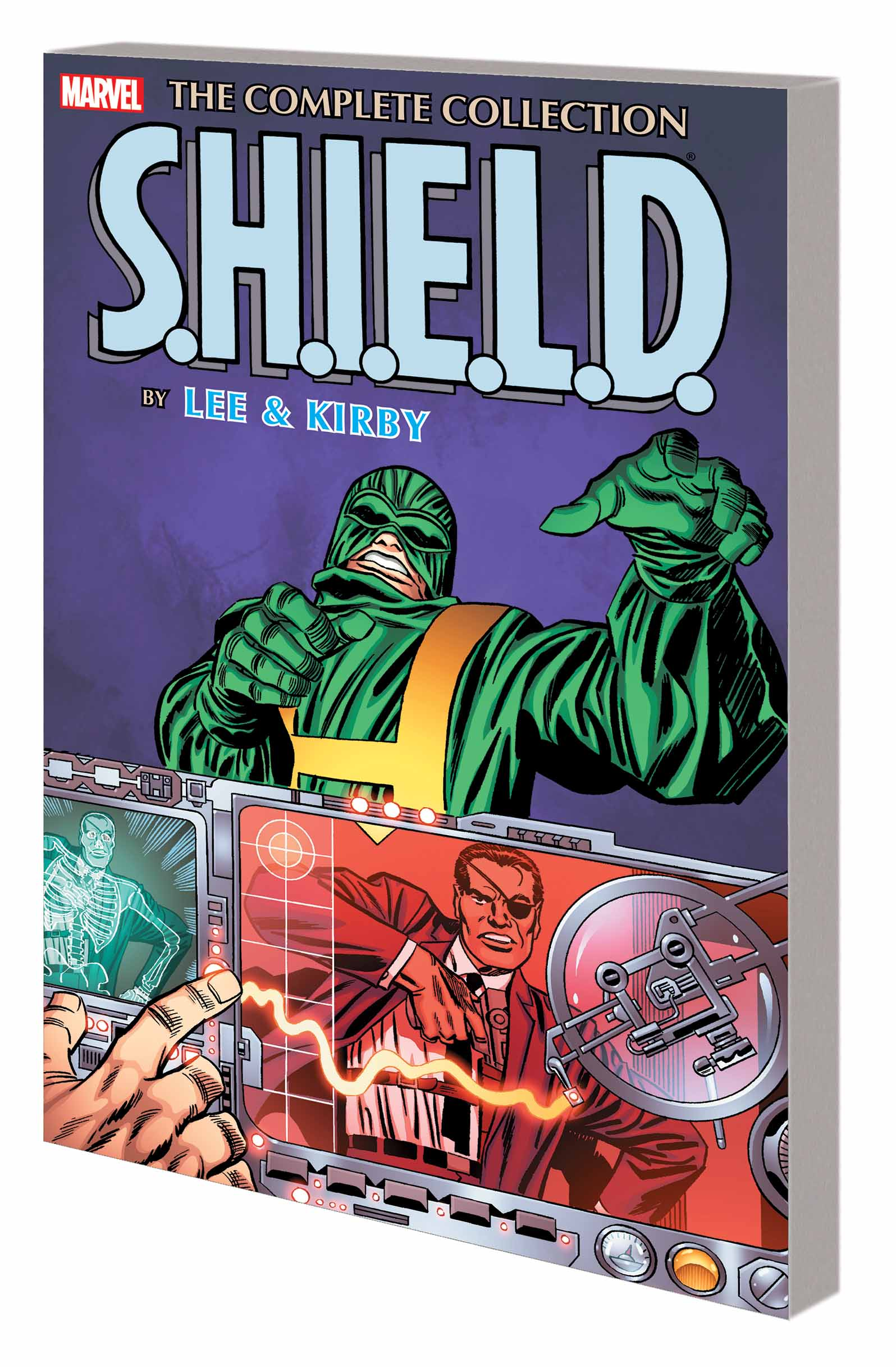 S.H.I.E.L.D. by Lee & Kirby: The Complete Collection (Trade Paperback)