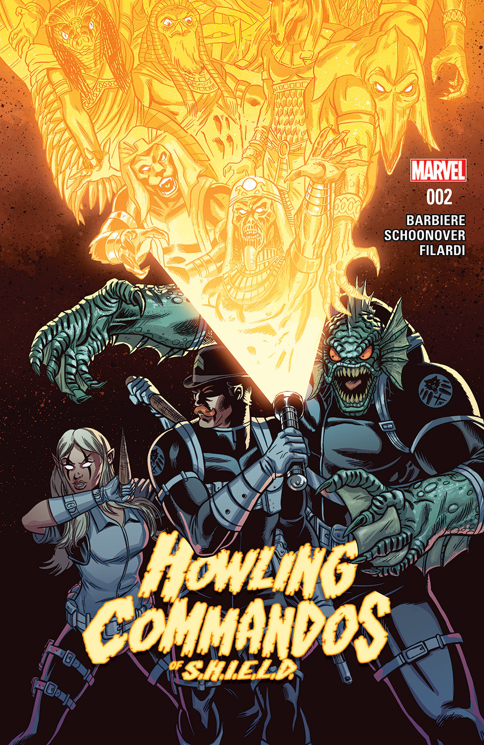 Howling Commandos of S.H.I.E.L.D. (2015) #2