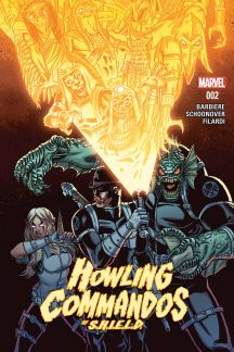 Howling Commandos of S.H.I.E.L.D. #2