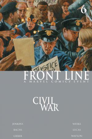 Civil War: Front Line (2006) #6