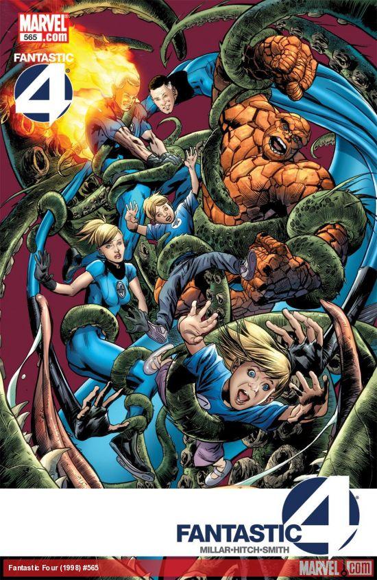 Fantastic Four (1998) #565