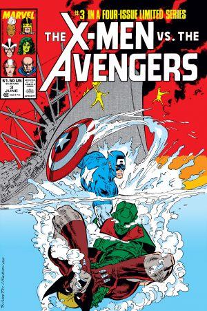 X-Men Vs. Avengers #3