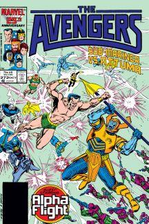 Avengers (1963) #272