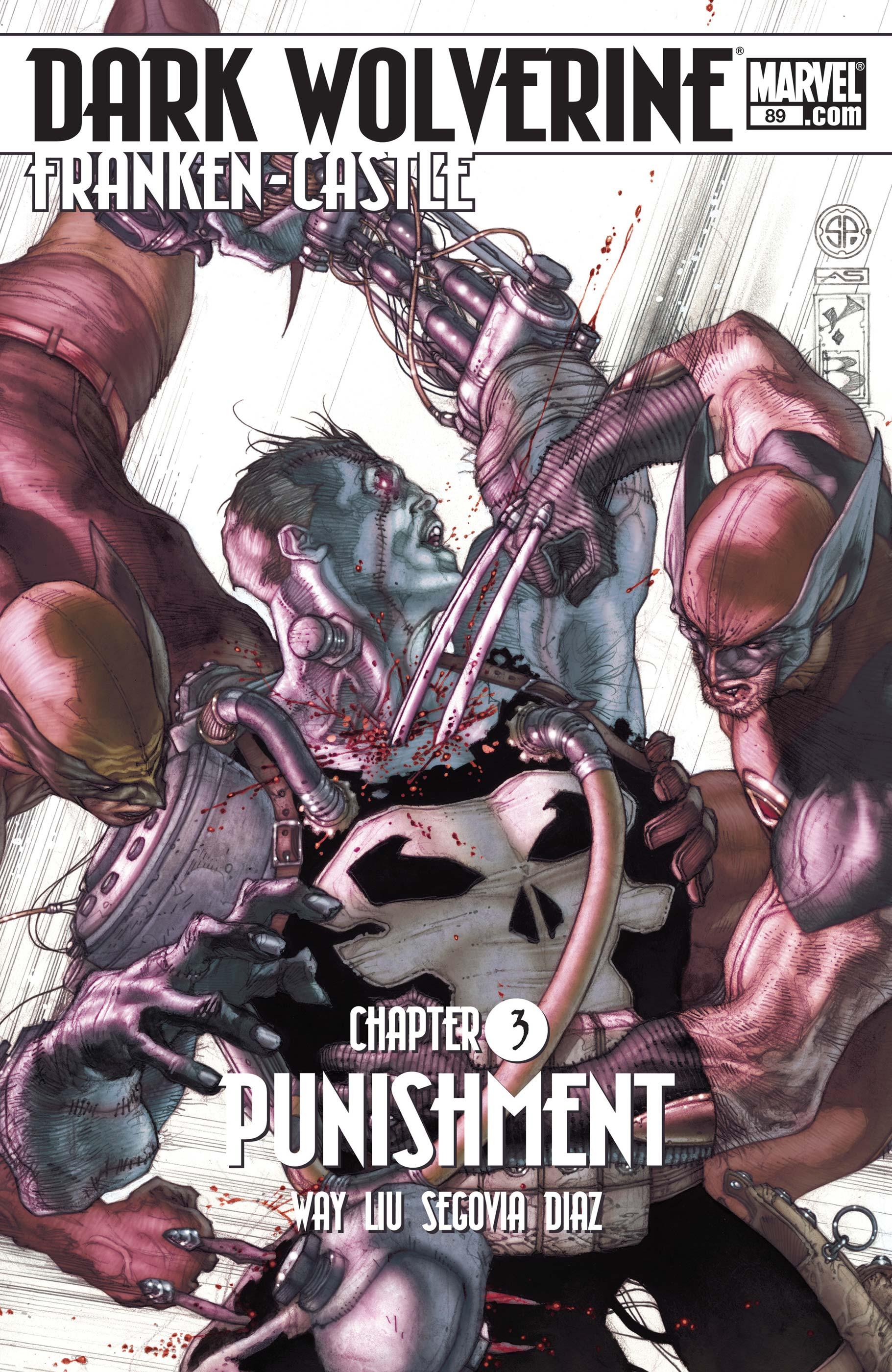 Dark Wolverine (2009) #89