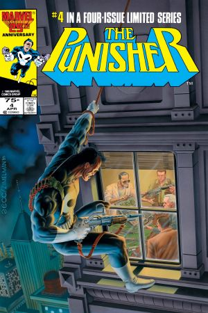 The Punisher (1986) #4
