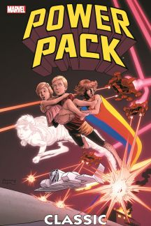 Power Pack Classic Vol. 1 (Trade Paperback)