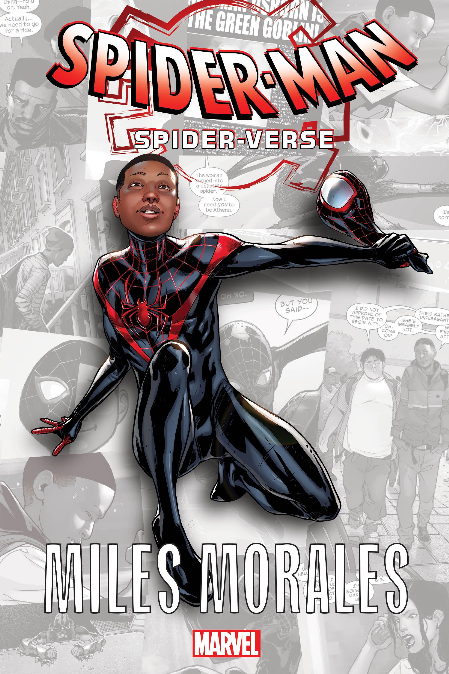 Spider-Man: Spider-Verse - Miles Morales (Trade Paperback)