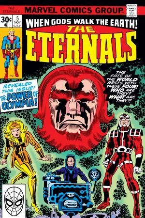 Eternals  #5