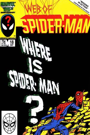 Web of Spider-Man (1985) #18
