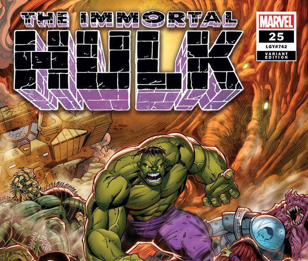 Immortal Hulk #25