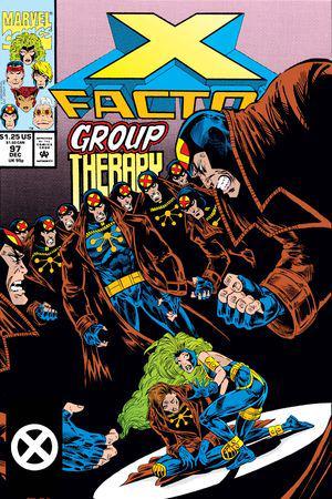 X-Factor (1986) #97