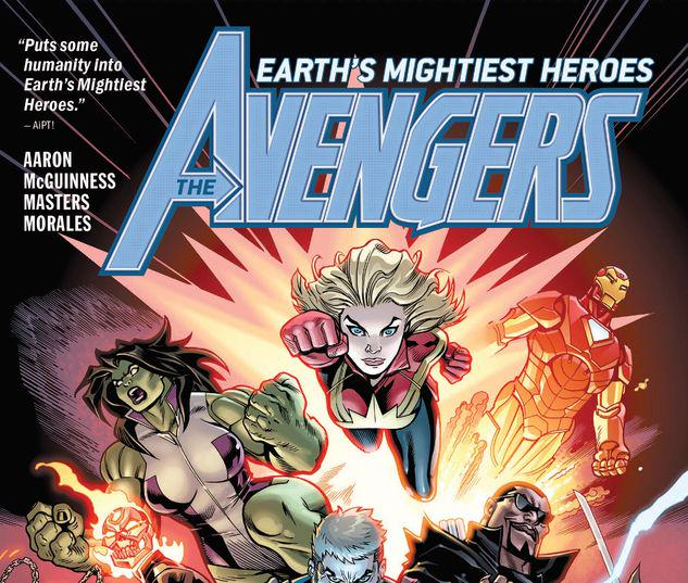 AVENGERS BY JASON AARON VOL. 4: WAR OF THE REALMS TPB #4