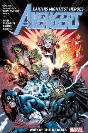 Avengers By Jason Aaron Vol. 4: War Of The Realms (Trade Paperback)