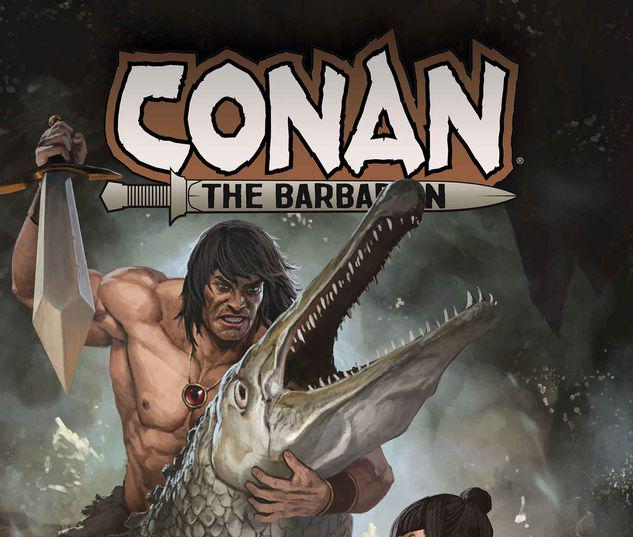 Conan the Barbarian #15