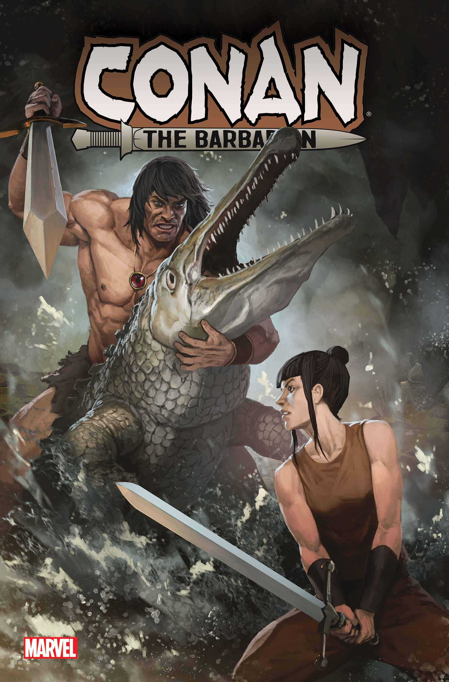 Conan the Barbarian (2019) #15