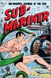 SUB-MARINER COMICS #35