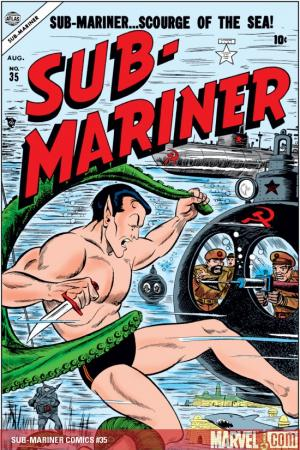Sub-Mariner Comics (1941) #35