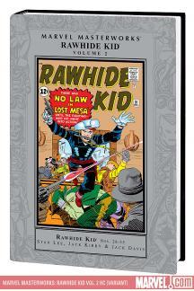 Marvel Masterworks: Rawhide Kid Vol. 2 (Hardcover)