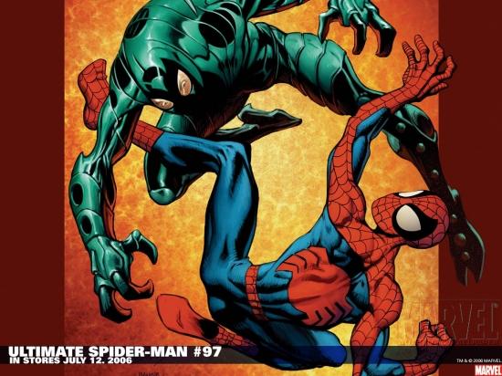Ultimate Spider-Man (2000) #97 Wallpaper
