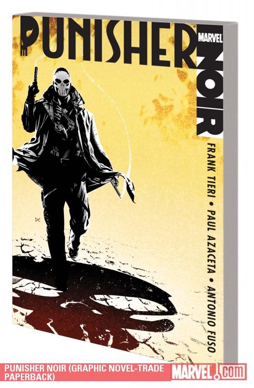 Punisher Noir (Graphic Novel)