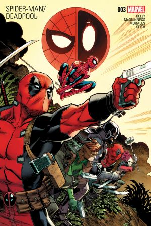Spider-Man/Deadpool (2016) #3