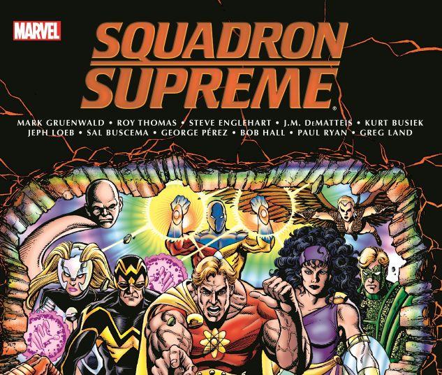 Squadron Supreme Classic (2016)