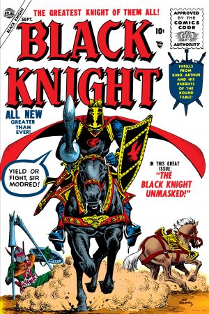 Black Knight (1955) #3