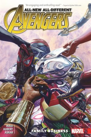 All-New, All-Different Avengers Vol. 2: Family Business (Trade Paperback)