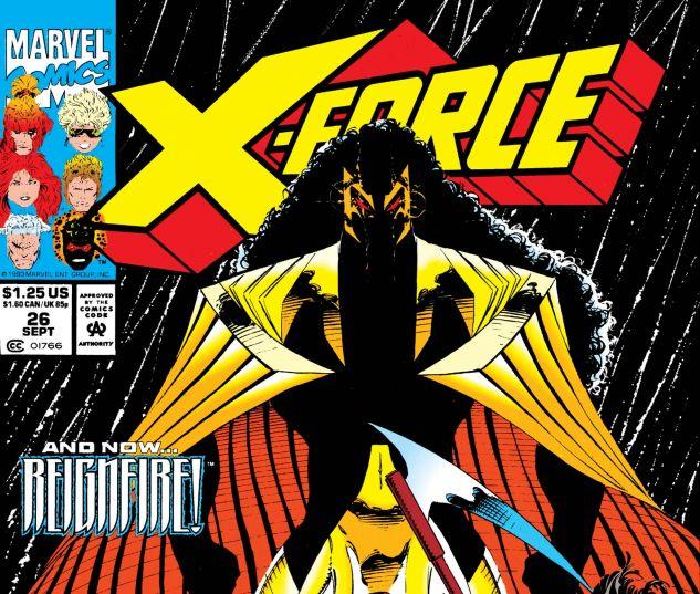 X-Force (1991) #26
