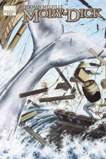 Marvel Illustrated: Moby Dick (2007) #6