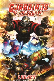 Guardians of the Galaxy Vol. 1: Legacy (Trade Paperback)