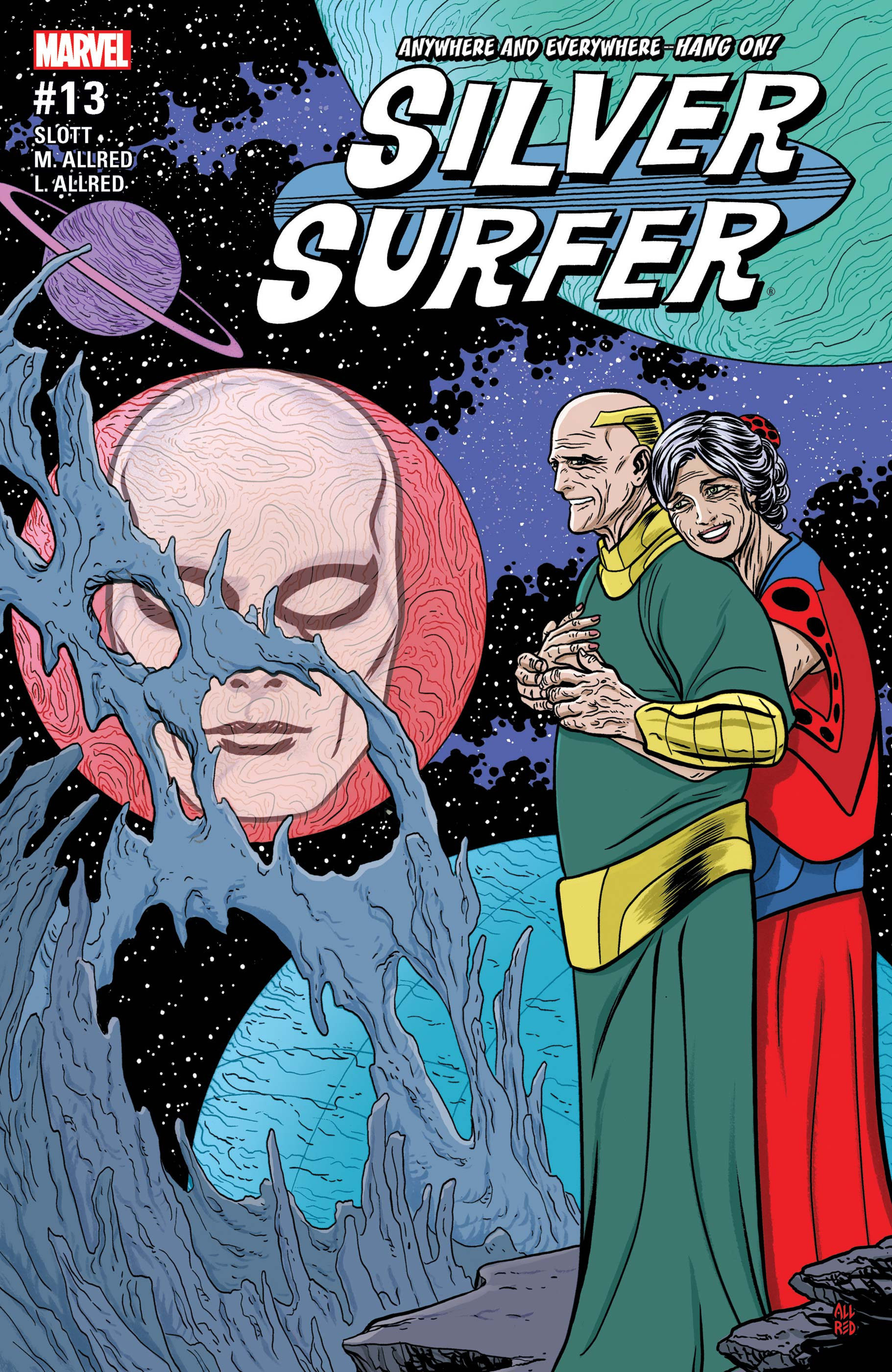 Silver Surfer (2016) #13