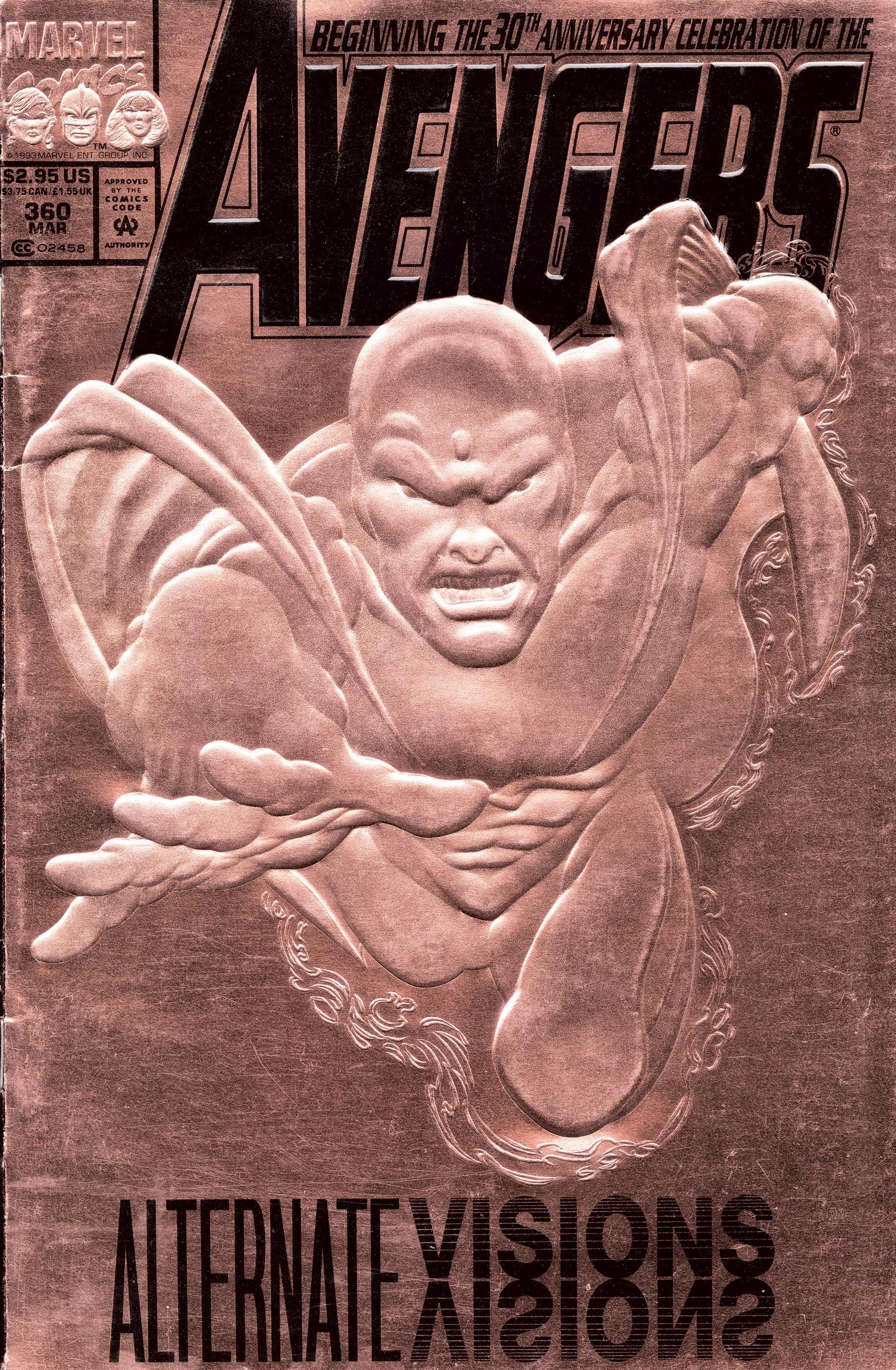 Avengers (1963) #360