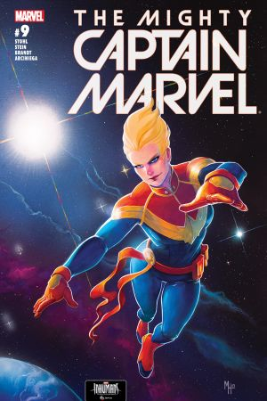 The Mighty Captain Marvel (2017) #9