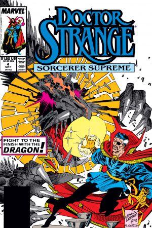 Doctor Strange, Sorcerer Supreme (1988) #4