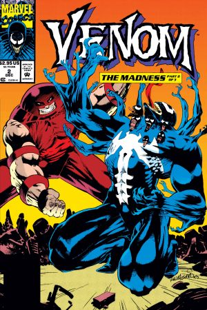 Venom: The Madness (1993) #2