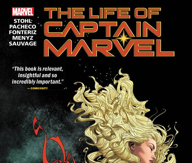 THE LIFE OF CAPTAIN MARVEL TPB #0