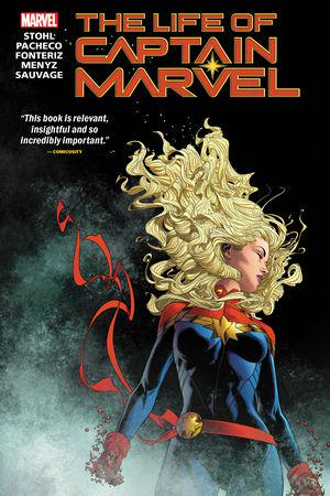 The Life of Captain Marvel (Trade Paperback)