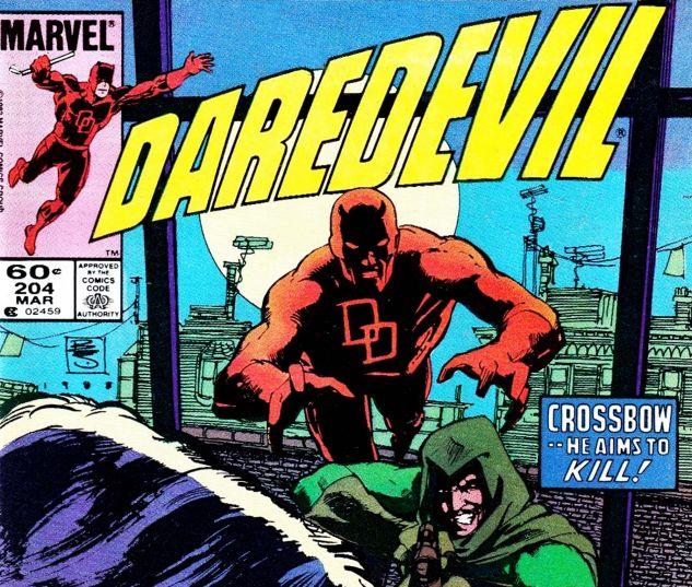 Daredevil (1964) #204