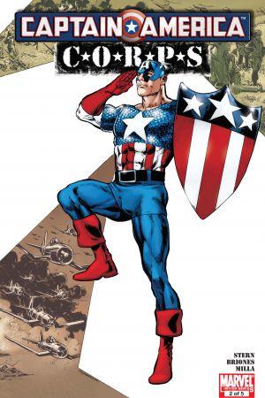 Captain America Corps #2