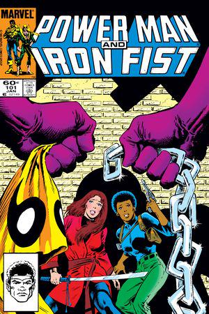 Power Man and Iron Fist (1978) #101