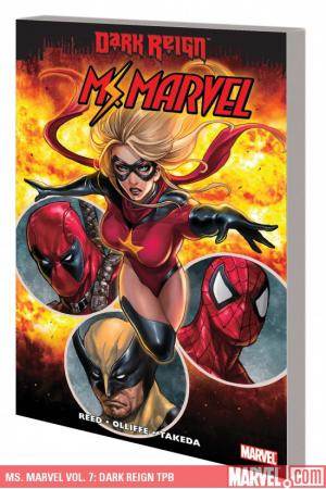Ms. Marvel Vol. 7: Dark Reign (2009 - Present)