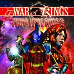 War of Kings: Who Will Rule? One-Shot (2009)