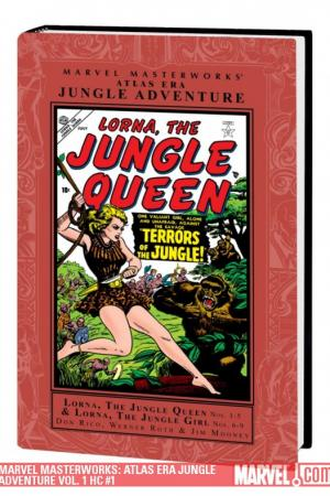 Marvel Masterworks: Atlas Era Jungle Adventure Vol. 1 (Hardcover)