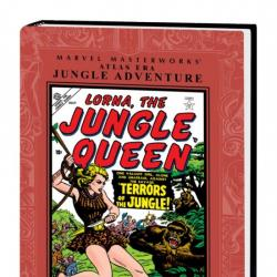 Marvel Masterworks: Atlas Era Jungle Adventure Vol. 1