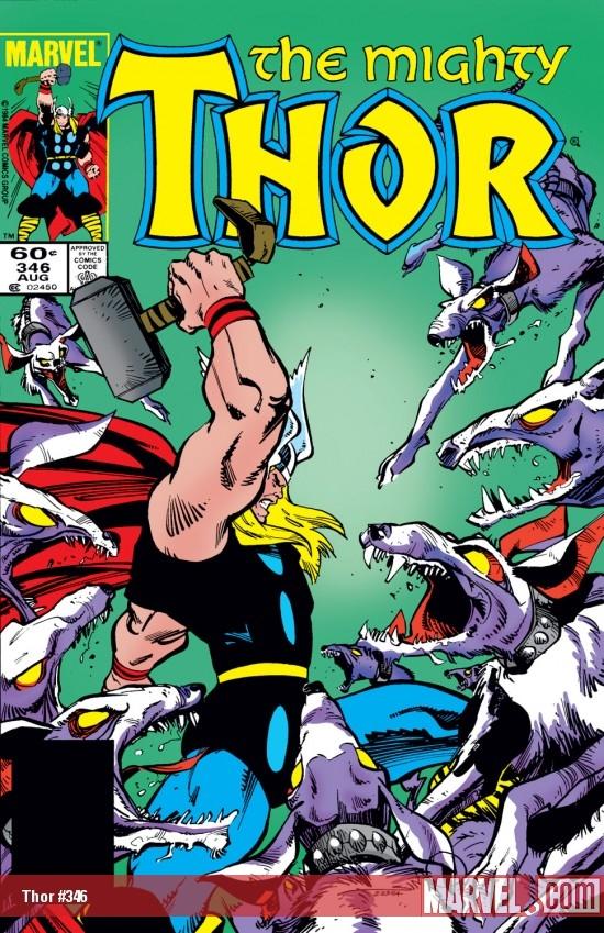 Thor (1966) #346