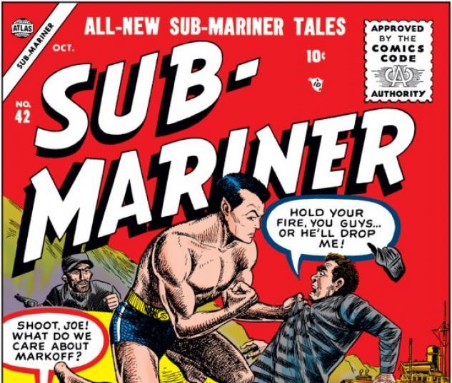 SUB-MARINER COMICS #42