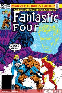 Fantastic Four #255
